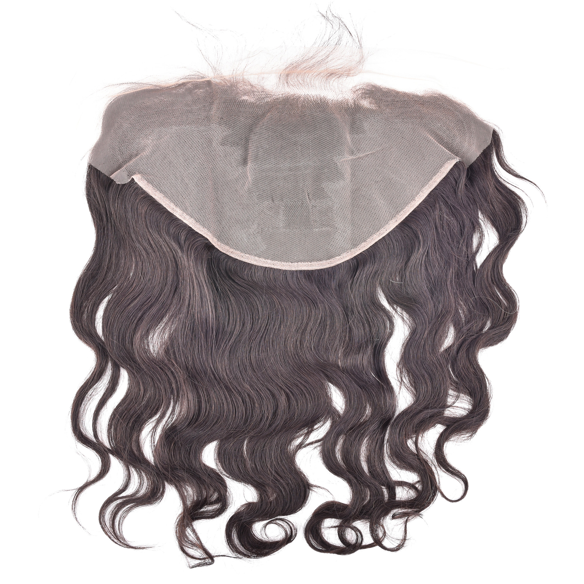 Shri SilverFox Indian Shri Frontal - Body Wave