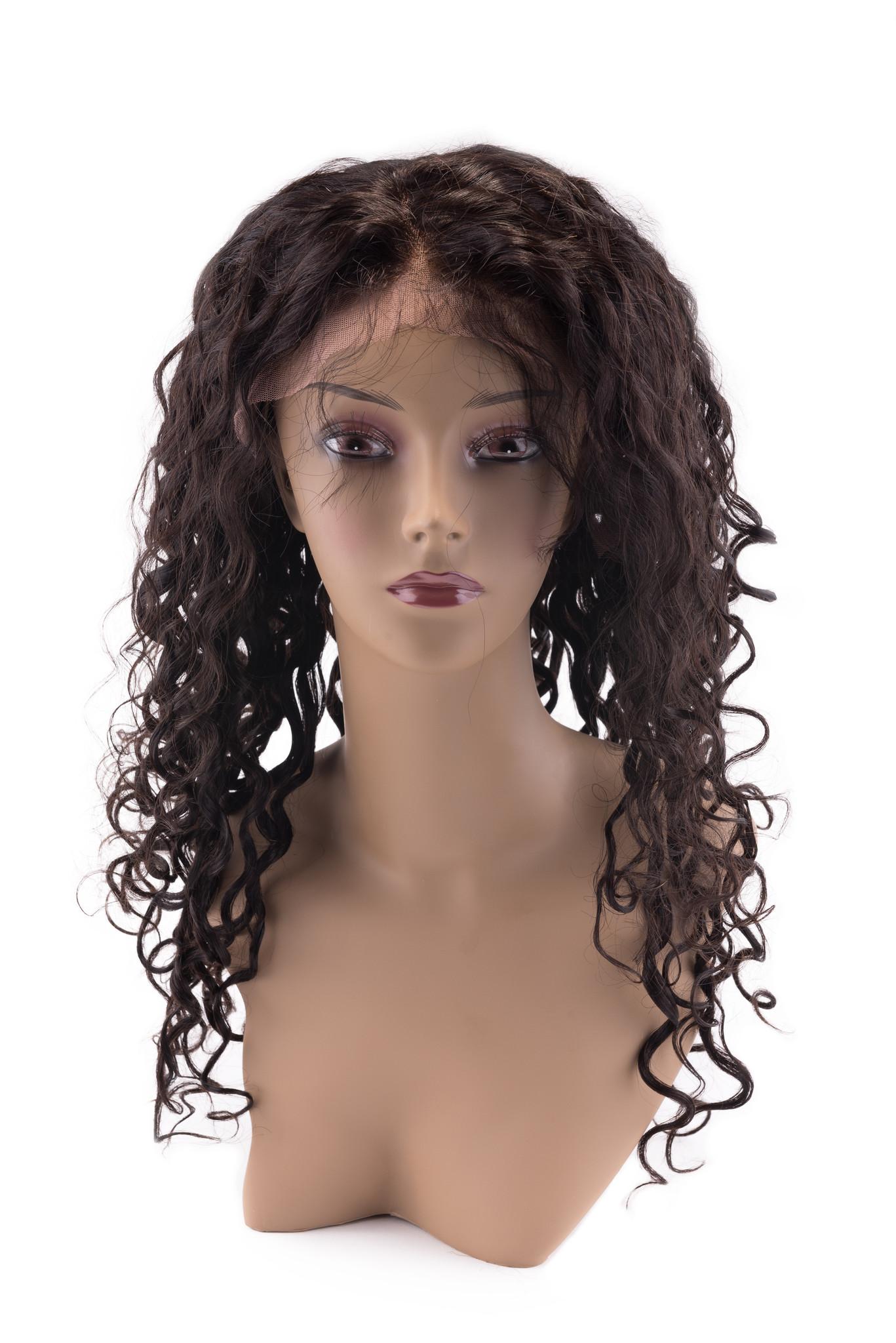 Shri SilverFox Shri Front Lace  Wig  -Semi Body Wave 24''