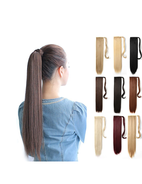 Shri Wrap Around Ponytail
