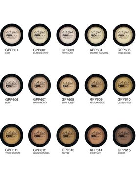 L.A. Girl L.A. Girl Pro Face Pressed Powder