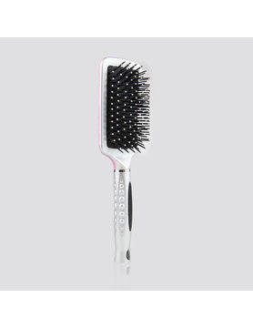 Antiklit Haarborstel - Glitter Pink