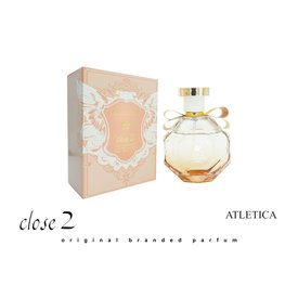 Close 2 parfums Atletica Eau de parfum dames