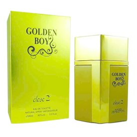 Close 2 parfums Golden boy
