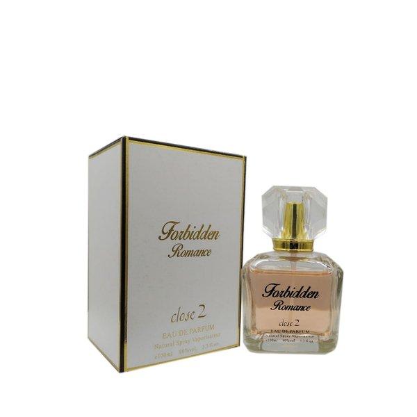 Close 2 parfums Forbidden Romance Eau de Parfum 100 ml pour Femme