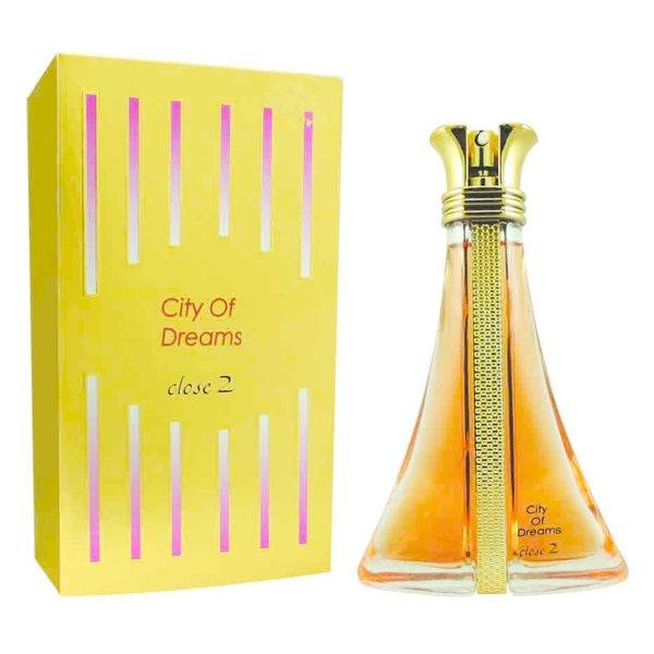 Close 2 parfums City of dreams Eau de Parfum 100 ml