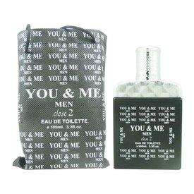 Close 2 parfums You & Me  Eau de Toilette homme