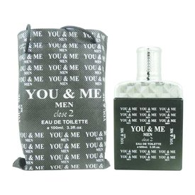 Close 2 parfums You & Me  Eau de Toilette man