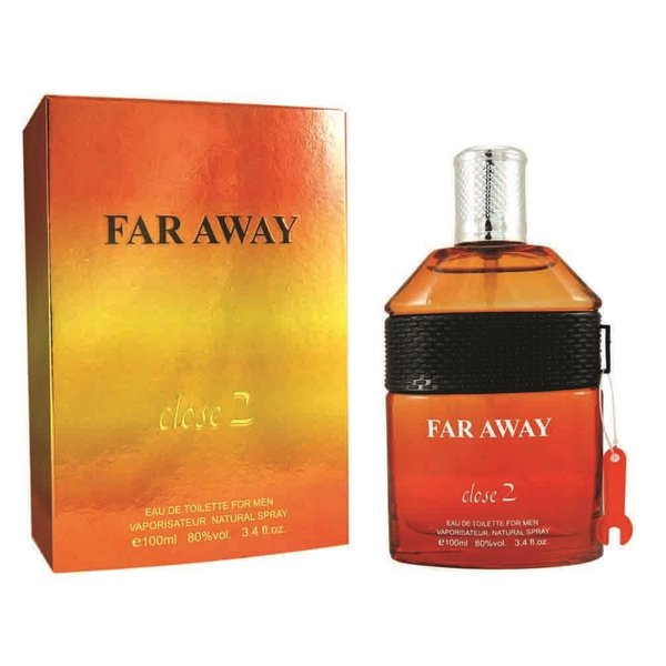 Close 2 parfums Far Away  EDT100 ml