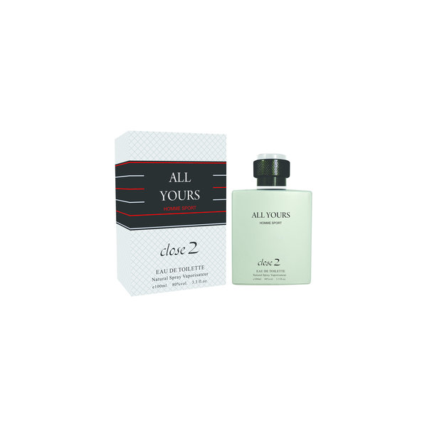 Close 2 parfums All Yours Eau de Toilette 100 ml