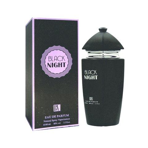 Black night EDP dames