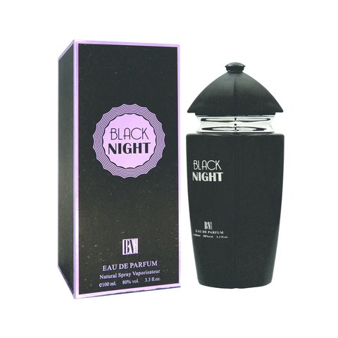 Black night EDP  femme