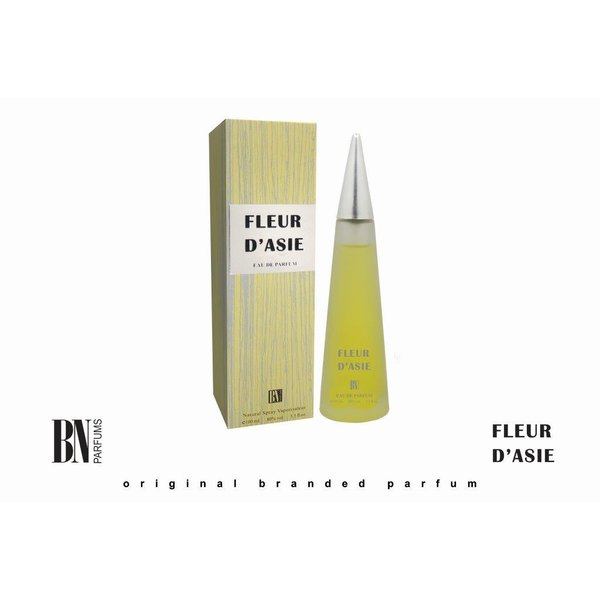 Blue Dreams Fleur d'asie EDP 100 ml