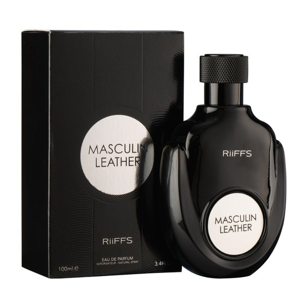 RIFFS Masculin Leather EDP 100 ml