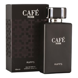 RIFFS Cafe Noire EDP 100 ml fro men