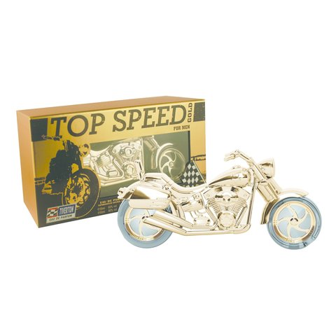 Top speed gold