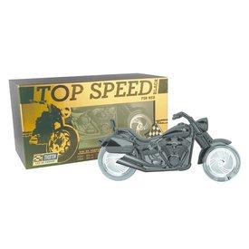 Tiverton Top Speed Black