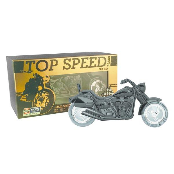 Tiverton Top Speed Black EDT 30 + 50 ml