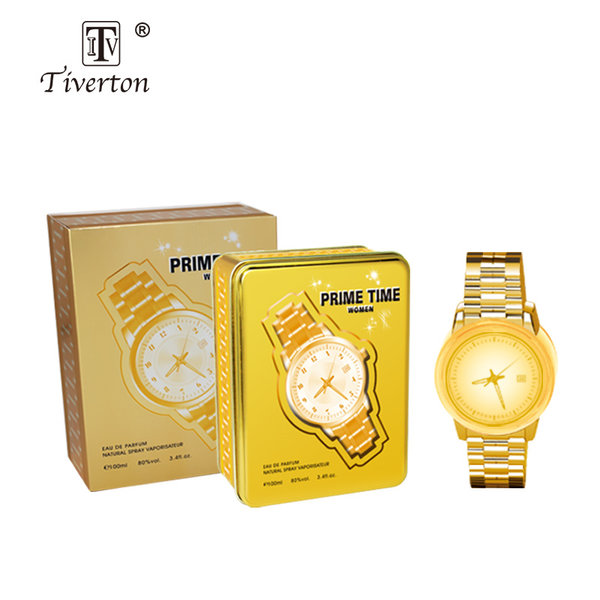 Tiverton Prime time Gold EDP 100 ml