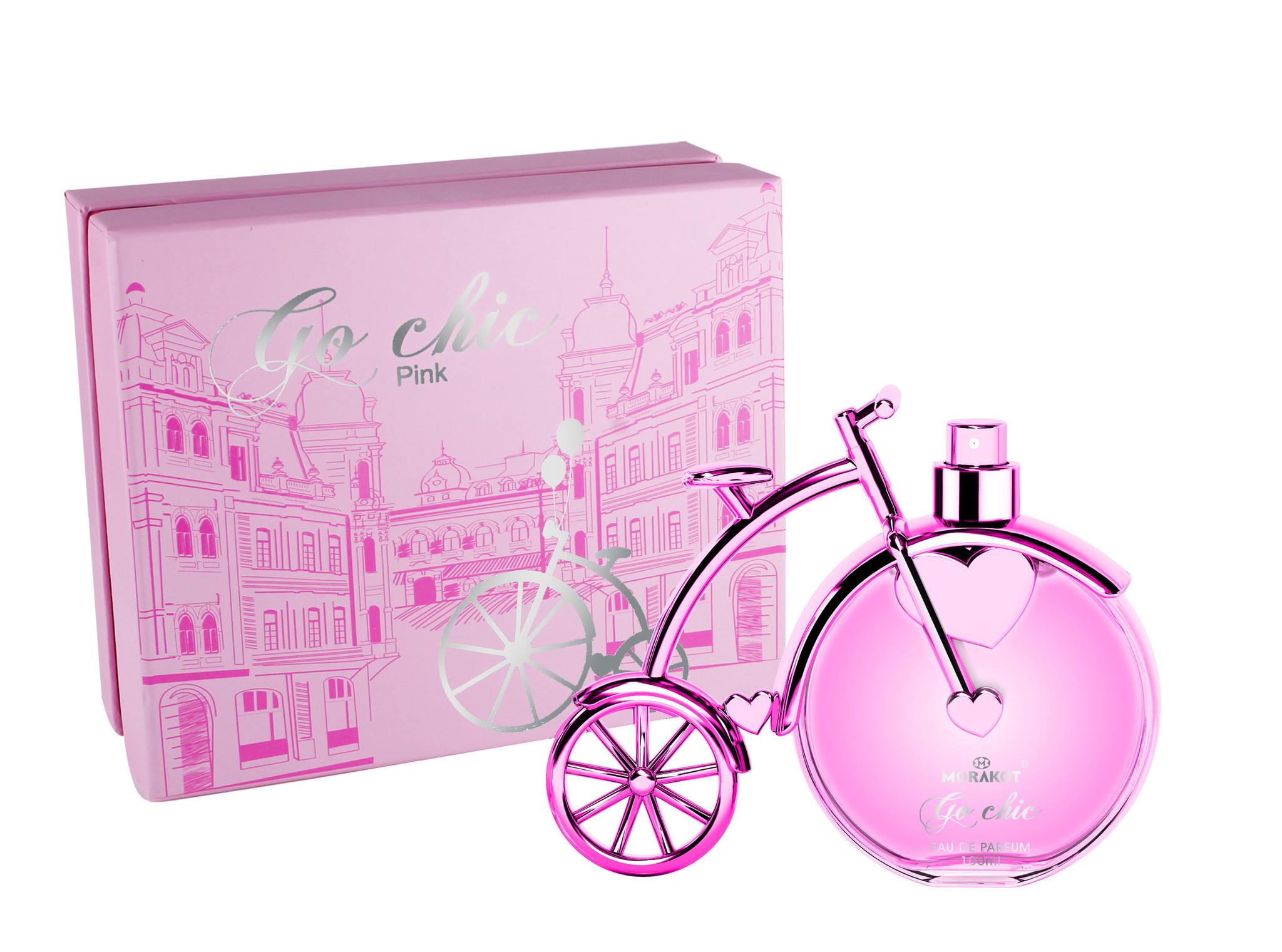 Tiverton Go chic pink EDP 100 ml | Euro parfums