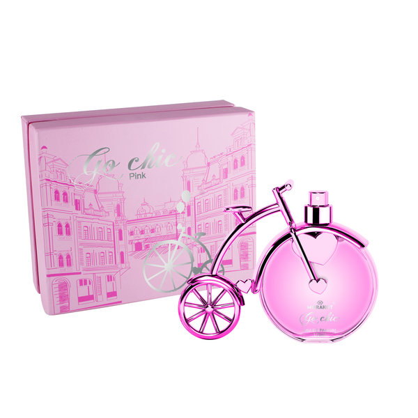 Tiverton Go chic pink EDP  25 ml