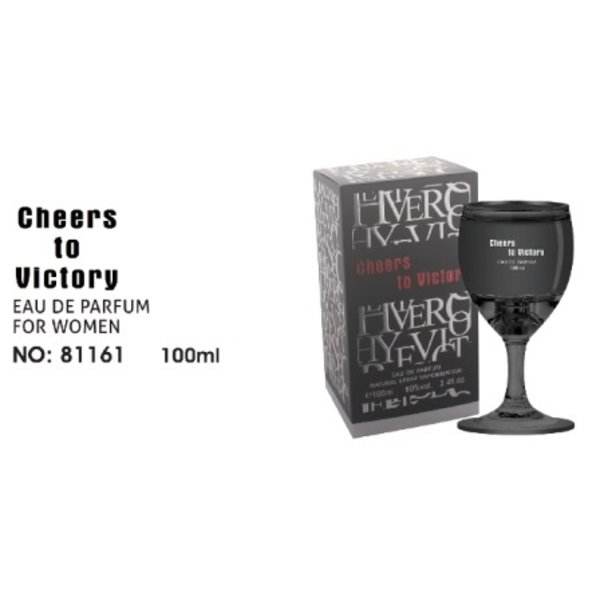 Tiverton Cheers to Victory Eau de Parfum 100 ml