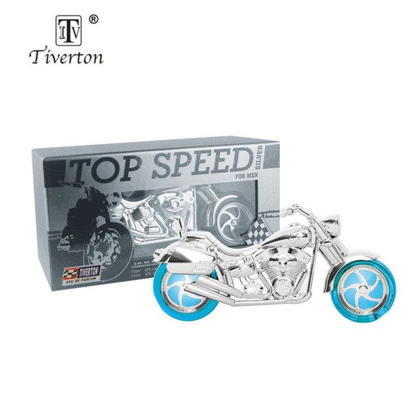 Tiverton Top speed Silver  EDT 2x 50 ml
