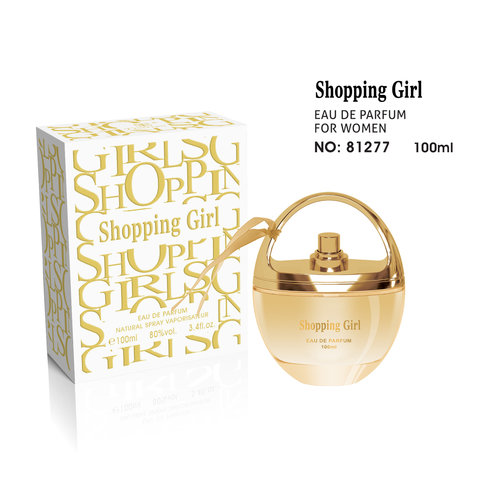 Shopping Girl Eau de Parfum dames