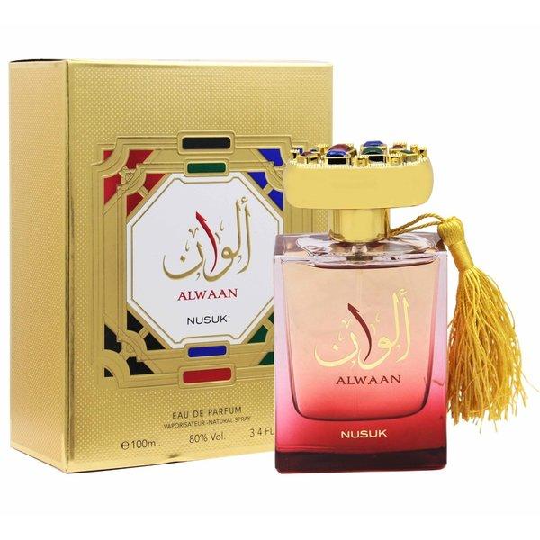 Nusuk Alwaan Eau de Parfum  by Nusuk