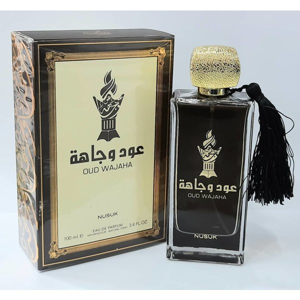 Nusuk Oud Wajaha Eau de Parfum by Nusuk