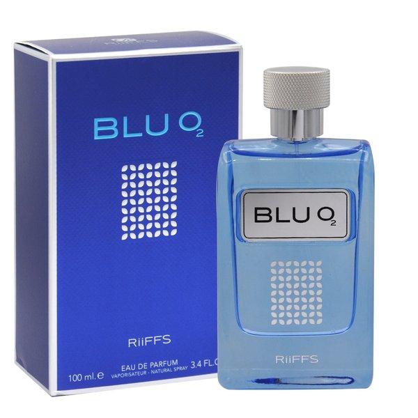 RIFFS Blue O² Eau de Parfum 100 ml for men