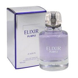 Zaian Elexir purple EDP for women
