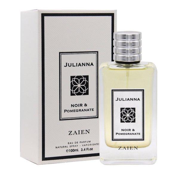 Zaian Juliana Noir & pomegranate Eau de parfum for women