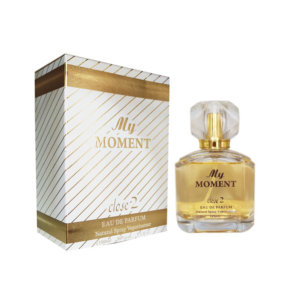 Close 2 parfums My Moment EDP 100 ml