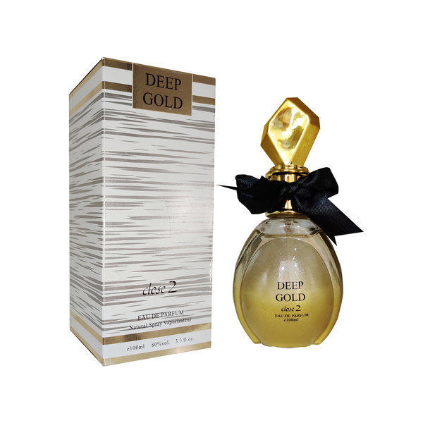 Close 2 parfums Deep gold EDP 100 ml by Close 2