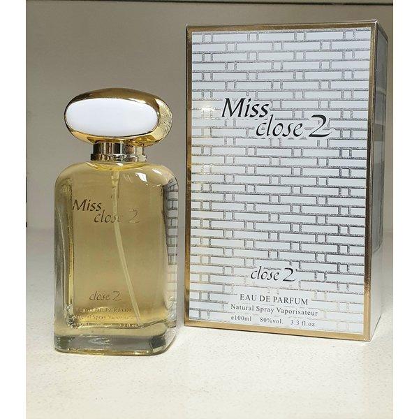 Close 2 parfums Miss Close 2 Eau de Parfum  100 ML