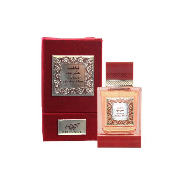 Rihanah Velvet Amber oud Eau de Parfum  125 ml