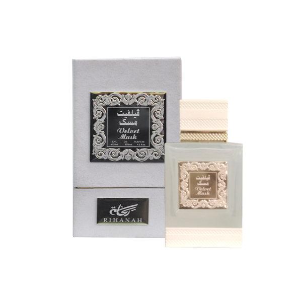 Rihanah Velvet Musk Eau de Parfum  125 ml