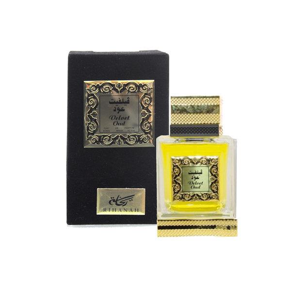 Rihanah Velvet Oud Eau de Parfum  125 ml