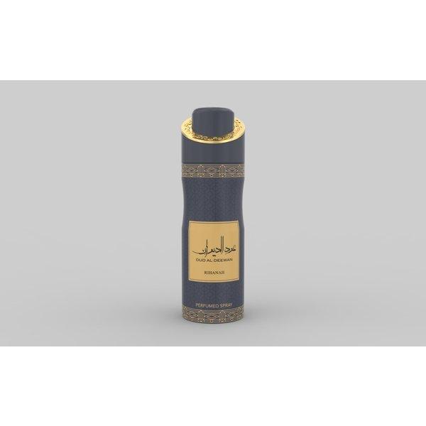 Niche Parfums Deodorant Oud al Deewan 200 ml