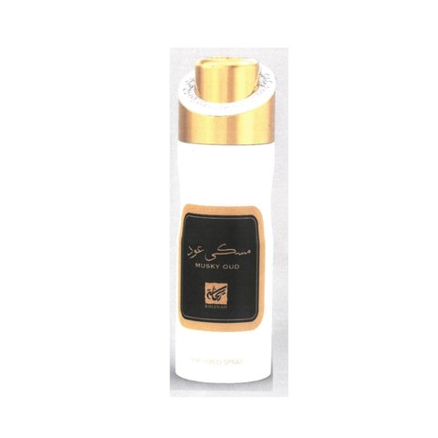 Deodorant Musky Oud 200 ml