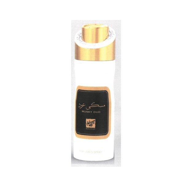 Niche Parfums Deodorant Musky Oud 200 ml