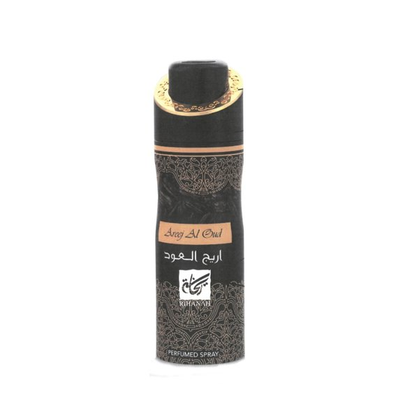 Niche Parfums Deodorant Areej Al Oud 200 ml