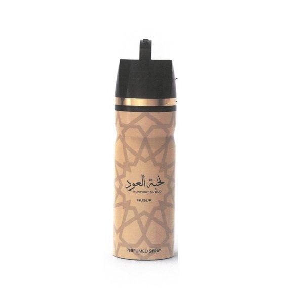 Niche Parfums Deodorant Nukhabet Al Oud 200 ml