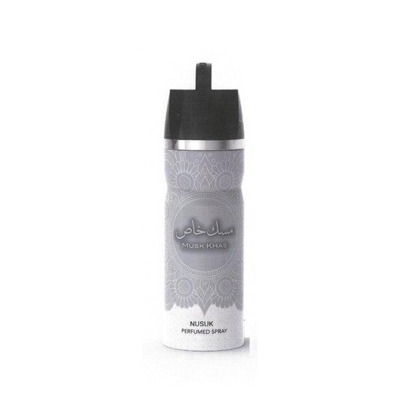 Niche Parfums Deodorant Muskus Khas 200 ml