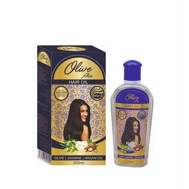 Vera Silk Hair oil Olive plus / Jasmine /Argan Oil -200 ml