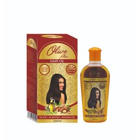 Vera Silk Vera Silk Hair olie Almond