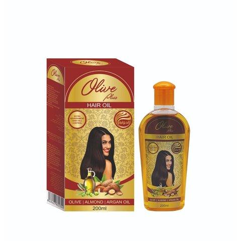 Vera Silk Hair olie Almond