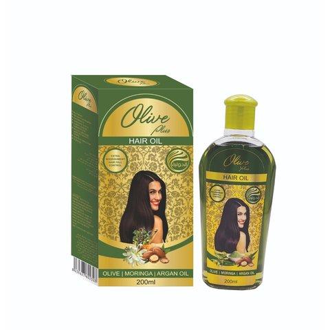Hair Oil Olive plus  / Moringa Argan Oil