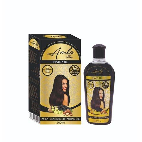 Amla plus Hair Oil Black seed/ Argan oil
