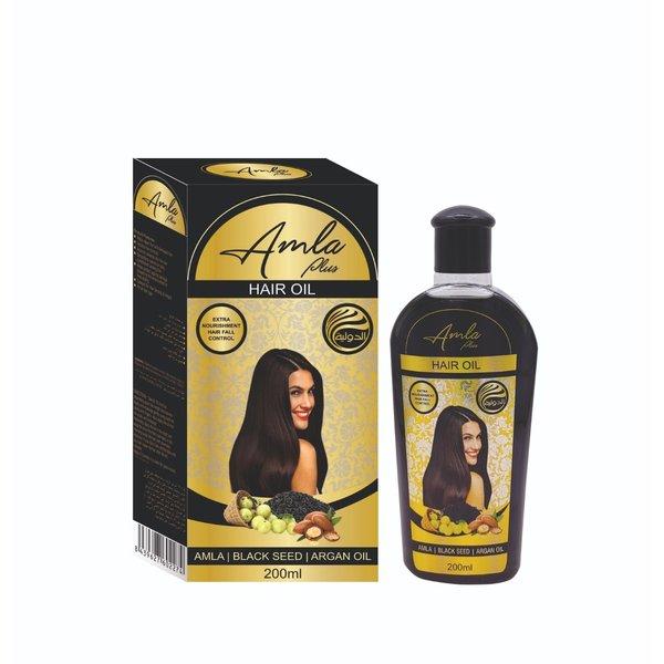Vera Silk Amla plus Hair Oil Black seed/ Argan oil